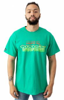 Dancehall Logo T-Shirt - Kelly Green