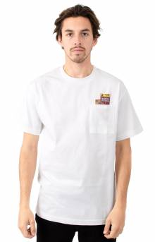 Pocket Supplies T-Shirt - White