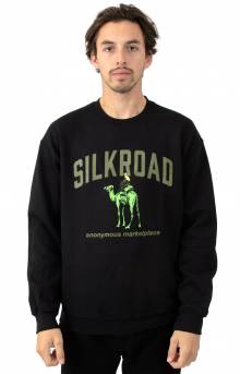Road Less Traveled Crewneck