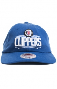 Mitchell & Ness Clothing, Clippers NBA Flex Slouch Cap