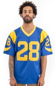 Mitchell & Ness Clothing, Marshall Faulk 1999 Replica Jersey St. Louis Rams