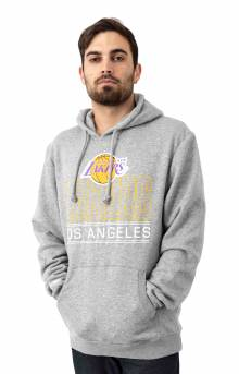 NBA Blocked Shot Pullover Hoodie - Lakers