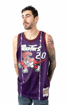NBA Swingman Road Jersey 95 Raptors Damon Stoudamire