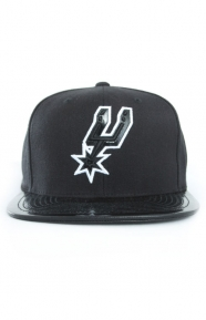 Mitchell & Ness Clothing, Patent 2T Tonal Snap-Back Hat - Spurs