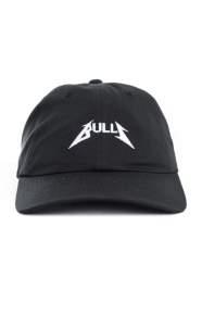 Mitchell & Ness Clothing, Rock Font Dad Hat - Bulls