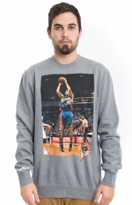Mitchell & Ness Clothing, Stephen Curry Crewneck