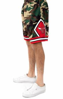 f8090d46006 Mitchell   Ness Woodland Camo Swingman Shorts Los Angeles Lakers 1996-97.   94.99. Woodland Camo Swingman Shorts Chicago Bulls 1997-98