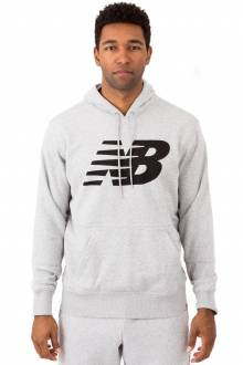 Essentials Pullover Hoodie - Athletic Heather