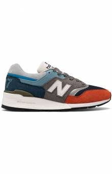 (M997NAG) M997 Shoe - Light Blue/Grey