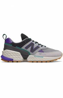 (MS574AAA) 574 Sport Shoes - Summer Fog/Prism Purple