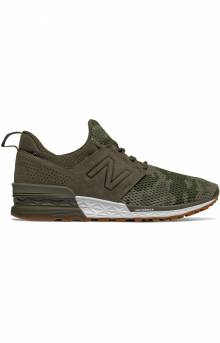 (MS574DCG) 574 Sport Decon Shoe - Military Foliage Green