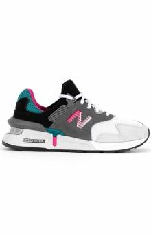 (MS997JCF) 997 Sport Shoes - Castlerock/Amazonite