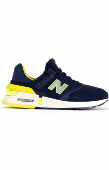 (MS997RH) 997 Sport Shoes -  Pigment/Sulphur Yellow