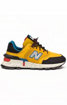 (MS997SKB) 997 Sport Shoe - Varsity Gold/Lemon