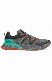(MTHIERC5) Fresh Foam Hierro v5 Shoes - Lead/Tidepool