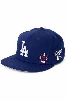 59Fifty LA Dodgers Multi Fitted Hat