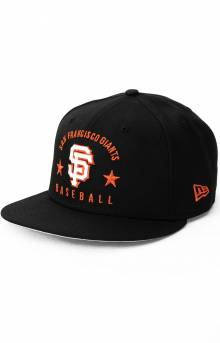9Fifty Arched SF Giants Snap-Back Hat