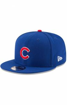 Chicago Cubs Team Color Basic 9Fifty Snap-Back Hat