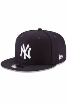 New York Yankees Team Color Basic 9Fifty Snap-Back Hat