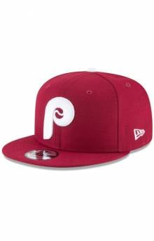 Philadelphia Phillies Team Color Basic 9Fifty Snap-Back Hat
