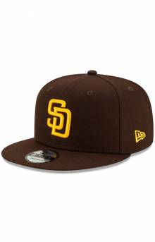San Diego Padres Team Color Basic 9Fifty Snap-Back Hat