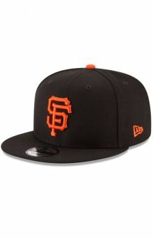 San Francisco Giants Team Color Basic 9Fifty Snap-Back Hat