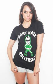 Don't Hate Women's T-Shirt
