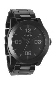 Corporal SS Watch - All Black