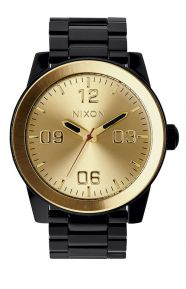Corporal SS Watch - Black/Gold