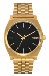Nixon Clothing, Time Teller Watch - All Gold/Black Sunray