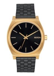 Time Teller Watch - Gold/Black Sunray