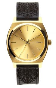Time Teller Watch - Gold/Ornate
