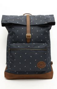 Ballast Roll Top Backpack - Navy