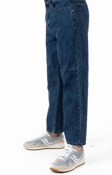 Bender 90's Denim Pants - Stone Wash Indigo