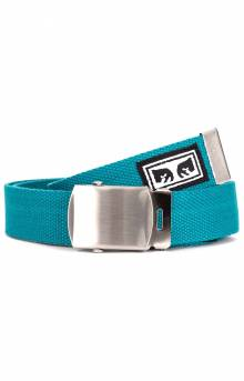 Big Boy Web Belt - Blue Green