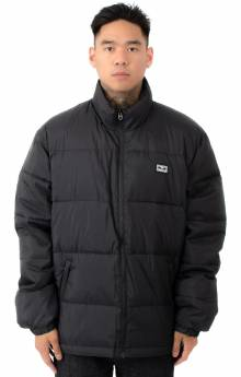 Bouncer Puffer Jacket - Black