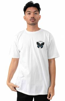 Butterfly T-Shirt - White