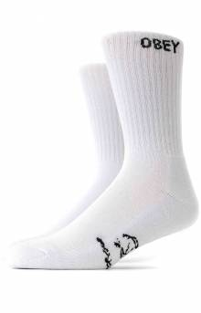 Buzz Socks - White