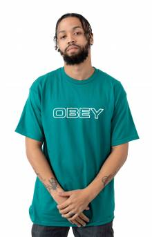 Ceremony T-Shirt - Teal