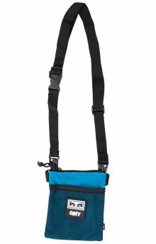 Conditions Side Pouch - Pure Teal