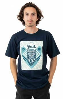 Cover It All T-Shirt - Navy