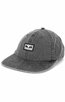 Culver Snap-Back Hat - Black
