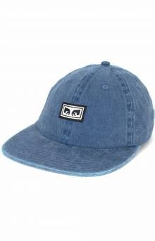 Culver Snap-Back Hat - Navy