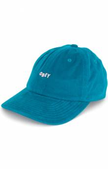 Cutty Snap-Back Hat - Teal