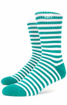 Dale Socks - Pine/White
