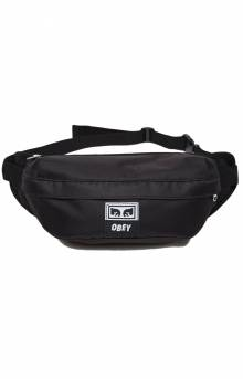 Drop Out Sling Pack - Black