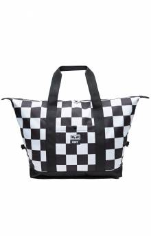 Drop Out Weekender Duffle Bag - Checker