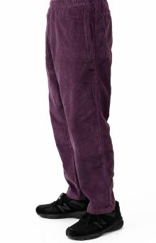 Easy OD Cord Pant - Blackberry Wine