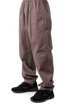 Easy Twill Pant - Grey Grape