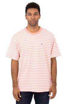 Eighty Nine Icon T-Shirt - Coral Multi